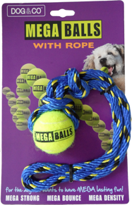 Mega Ball On Rope Strong Tennis Floating Fun All Sizes